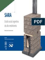 Manual Estufa Sara Autoconstructores