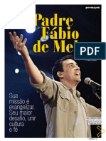 Entrevista Padre Fábio de Melo - Revista ZZZ