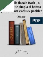 eBook Remediile Florale Bach Carte Scarface