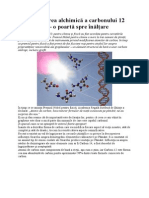 Transf.alchimică a C12 În C7 – o Poartă Spre Înălţare