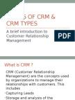 CRM Basics