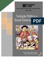 História Social e Política Contemporânea