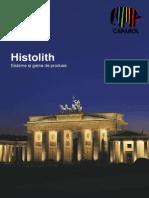Brosura Histolith 2012