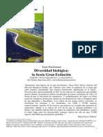 Riechmann, Biodiversidad, Revisado 2015