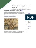 Pompei Si Herculane Au Fost Distruse de Eruptia Vulcanului Vezuviu Dupa Anul 1700 e.n.
