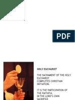 x Eucharist