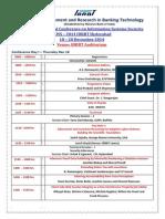 Iciss 2014 Agenda