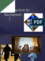 Vii- Sacraments Introduction