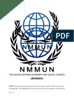 ECOSOC Agenda2