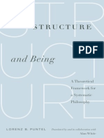 Structure and Being, Lorenz B. Puntel