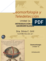 Introducción a la Geomorfología