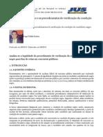 Concurso Público_ Verificação Da Condição de Candidato Negro - Jus Navigandi