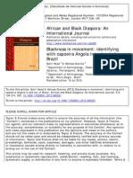 Blackness Capoeira