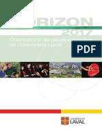 Horizon 2017 Universite Laval