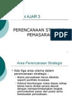 3.Perencanaan Strategi Pemasaran