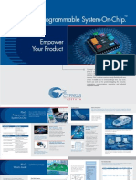 Cypress PSoC Solutions Brochure