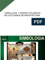Simbologia y Signos Utilizados en Los Planos De