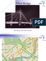 Albert Bridge Presentation Hyder Consulting