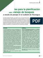 Planificacion Del Manejo de Bosques a Escala de Paisaje