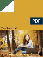 (c++)cpp_tutorial