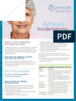 FS APD Adrenal Incidentaloma en Web