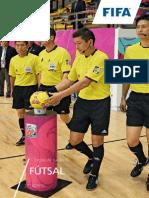 Reglas Juego Futsal 2014-15