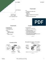 Integração_Programação Robôs (Slides)
