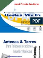 Redes WiFi 9 (Antenas & Torres)