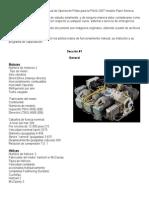 Esta Guía Se Basa en El Manual de Operación Piloto Para La PA34