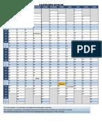 Calendario Escolar 2015 16