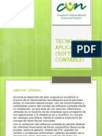 Tecnologia Aplicada (Software Contable)