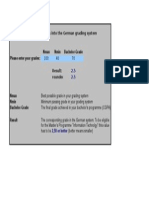 German Grade Calculation1