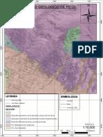 Plano Geologico de Piccol