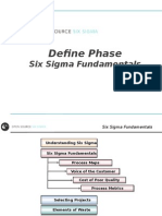 2_Define - Six Sigma Fundamentals