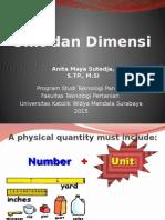 2. Unit Dan Dimensi