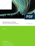 IBM Internet of things Report