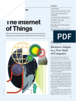 MIT Technology Review Business Report the Internet of Things