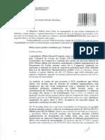 Nova representação ao TCU contra Dilma em 2015