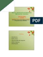 Halal Assurance System the Eleven Criteria