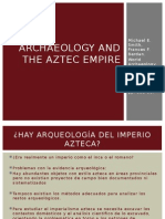 Archaeology and the Aztec Empire1