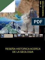 2 Da C. GEOL GRAL (Reseña Histórica)