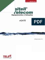 Teles vGate Manual