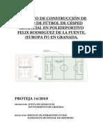 Proyecto Campo Felix Proteja 14-2010