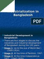 Industrialization in Bangladesh