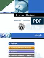 Archivos y Registros