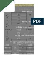 Design of Beams Columns Base Plate