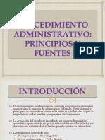 1- Fuentes y Principios Del Derecho Administrativo