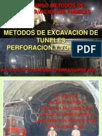 Metodos de Excavacion de Tuneles Perforacion y Voladura.pdf