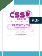 183480211 Mcqs Islamiat PDF