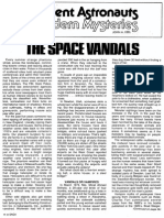 """1975-11 """"THE SPACE VANDALS:"""" """"Vandals or Vampires,"""" and """"Are We Supplying Ultra-terrestrials?"""" by John A. Keel"""